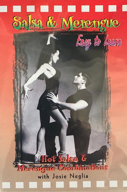 SALSA & MERENGUE DVD 3
