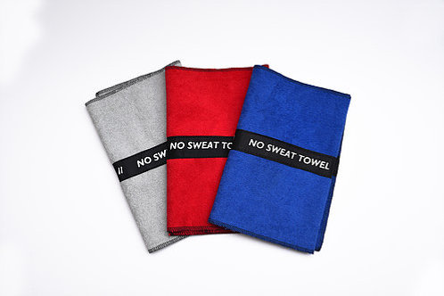 "Sold as 3 Pack - Regular size towel (12"" x 27"") - Choose any color combination"