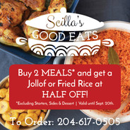 Scilla's Meal Deal