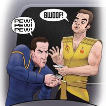 When Captains Meet