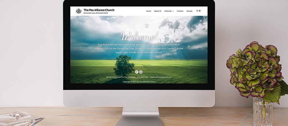 The Pas Alliance Church