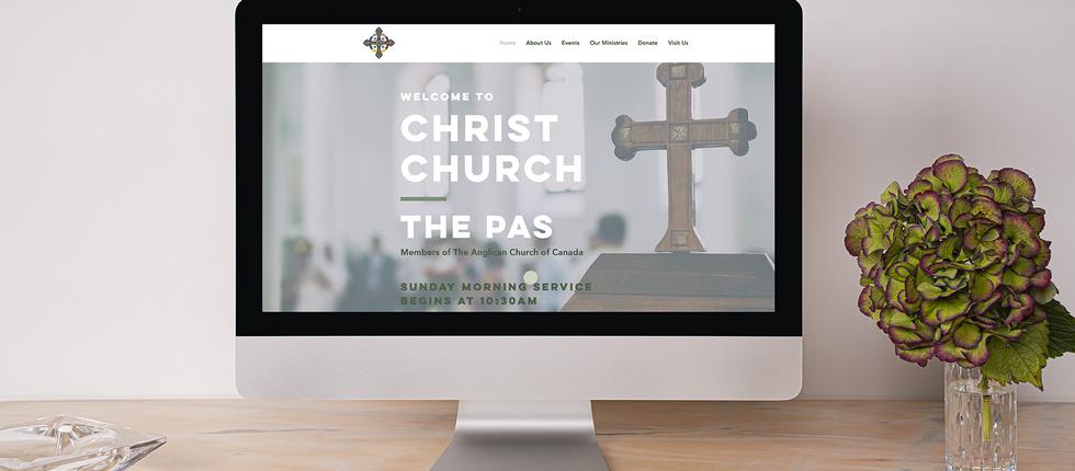 Christ Church - The Pas