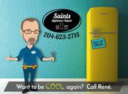 Saints Facebook Ad