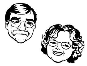 Chuck & Wanda Icons