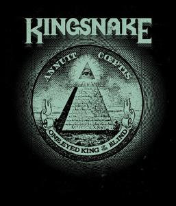 Kingsnake one eyed king of the blind shirt