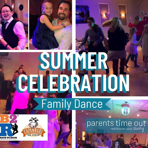 Summer Celebration - Family Dance *
