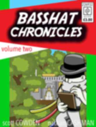 BassHat Chronicles Volume 2