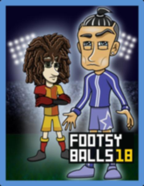 Footsy Ball 18