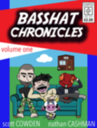 BassHat Chronicles Volume 1