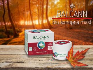 Podzimní soutěž o Balcann krém.
