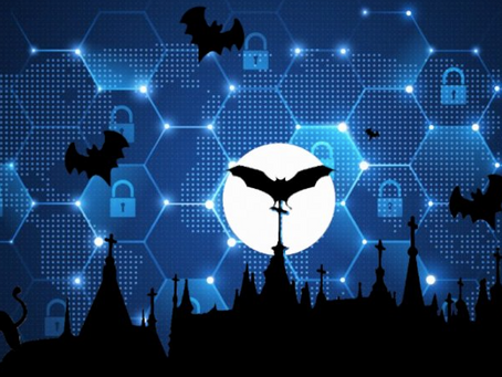 Some ominous cybersecurity stats for Halloween...