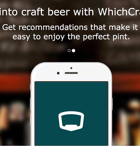 WhichCraft Marketing Website