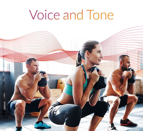 Voice and Tone Guide