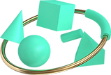 3D Forme geometriche