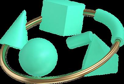 Formas geométricas 3D