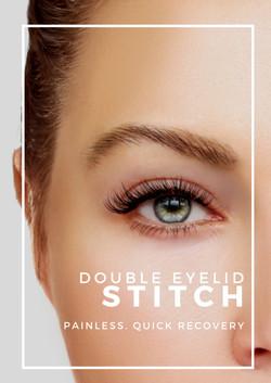 Double Eyelid Stitch
