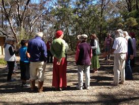 Spring Renewal – 2012 at Karuna, Katoomba, NSW