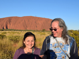 Dervish Pilgrimage to the Red Centre June 2018
