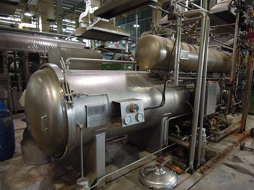 Noseda HT beam dyeing machine