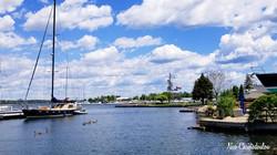 Royal Hamilton Yacht Club Launch Dock -