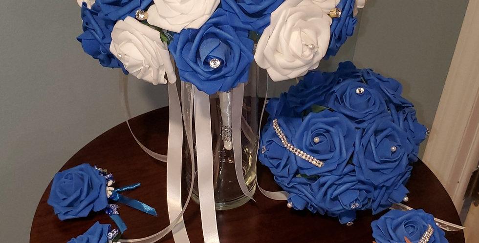 Handmade Silk Wedding personals