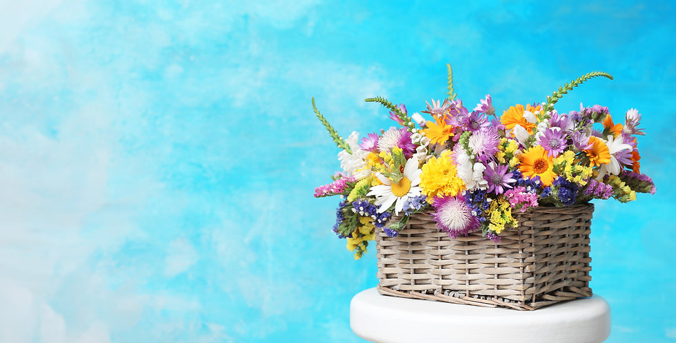 XL Flower Basket