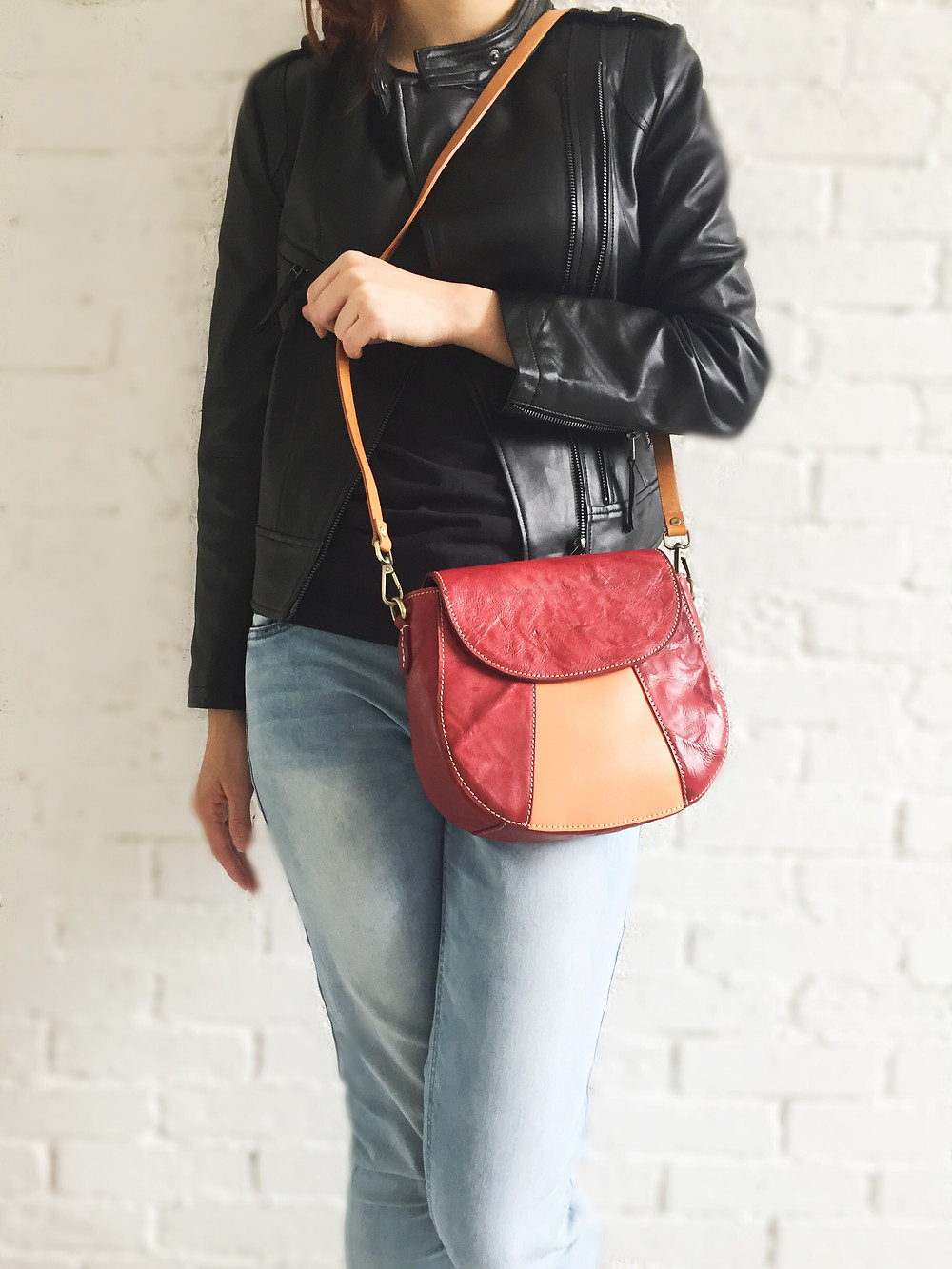 ENIGMA Leather Bag