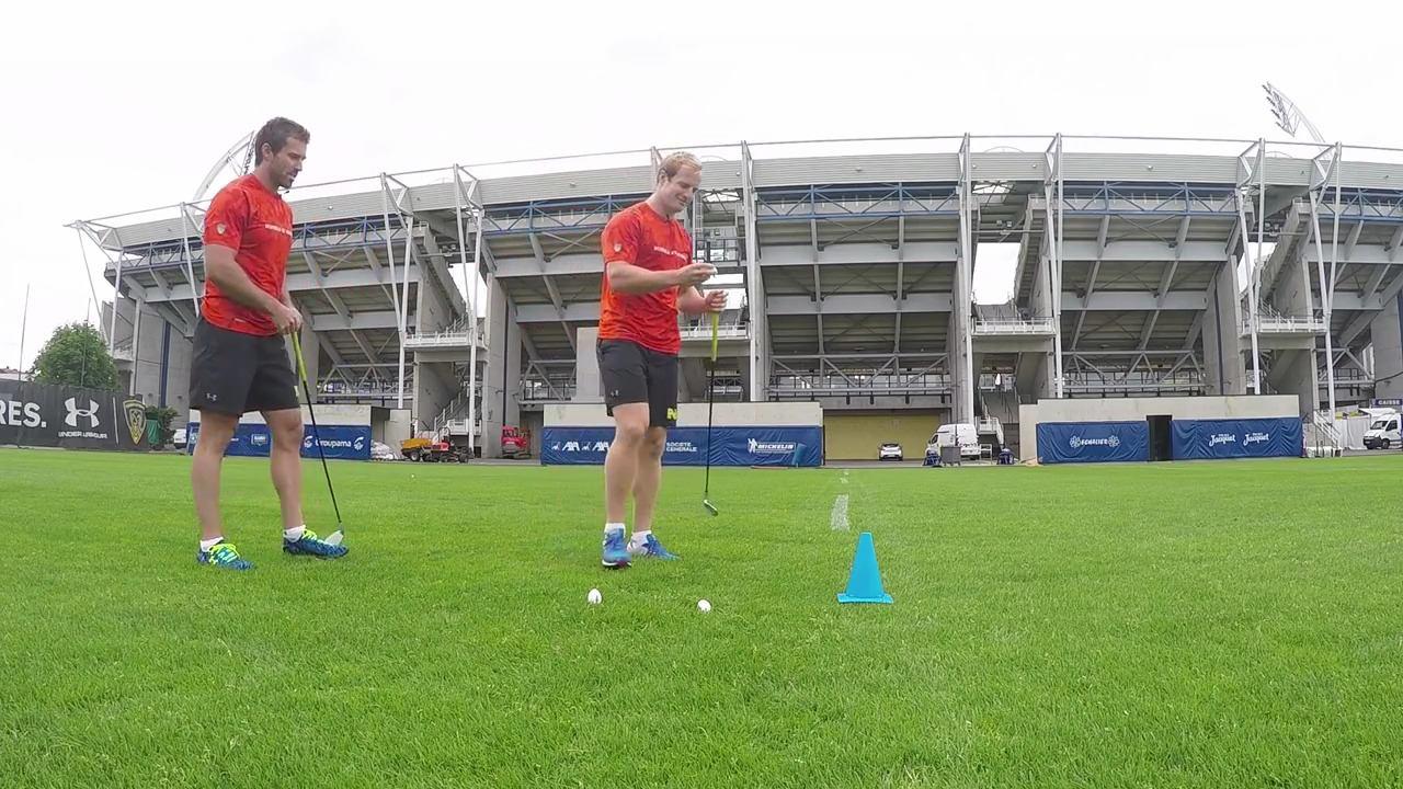 Duel de joueurs : GolfCross à l'ASM !