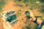 Geocaching séminaire auvergne team building