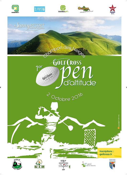 1er Open d'Altitude GolfCross