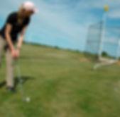 Geocaching séminaire golfcross team building