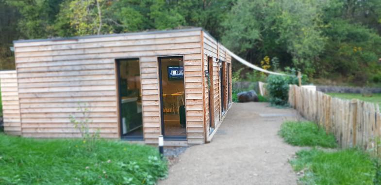 Extérieur le Cottage
