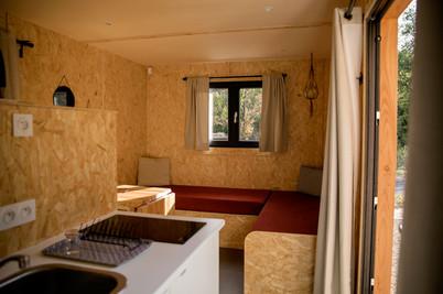 Intérieur Lodge Volvic Organic Resort