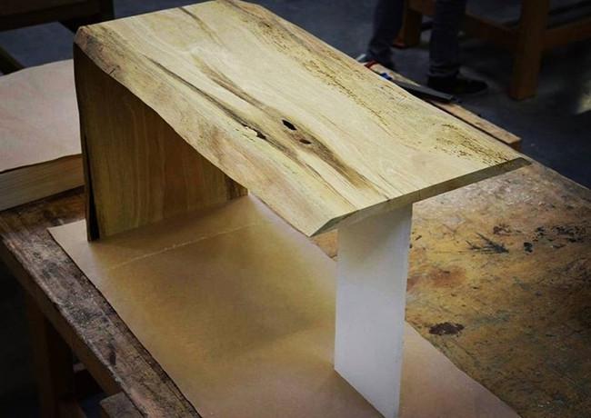 Table design Vincent Leclerc