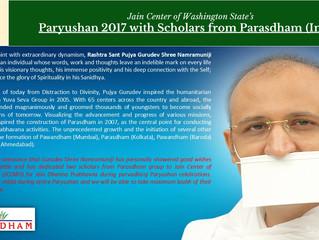 Paryushan 2017