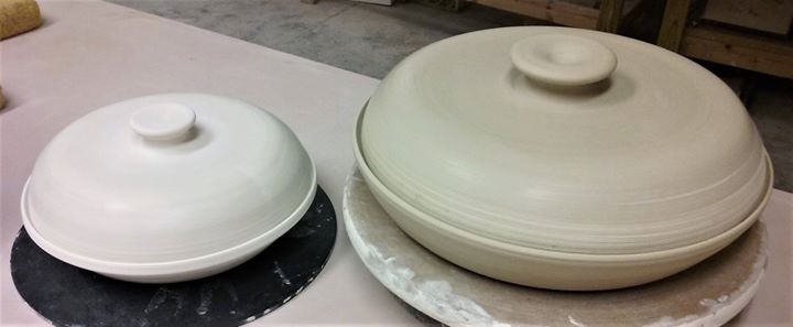 Two Roasting Pans