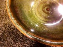 Bowl Rim Detail