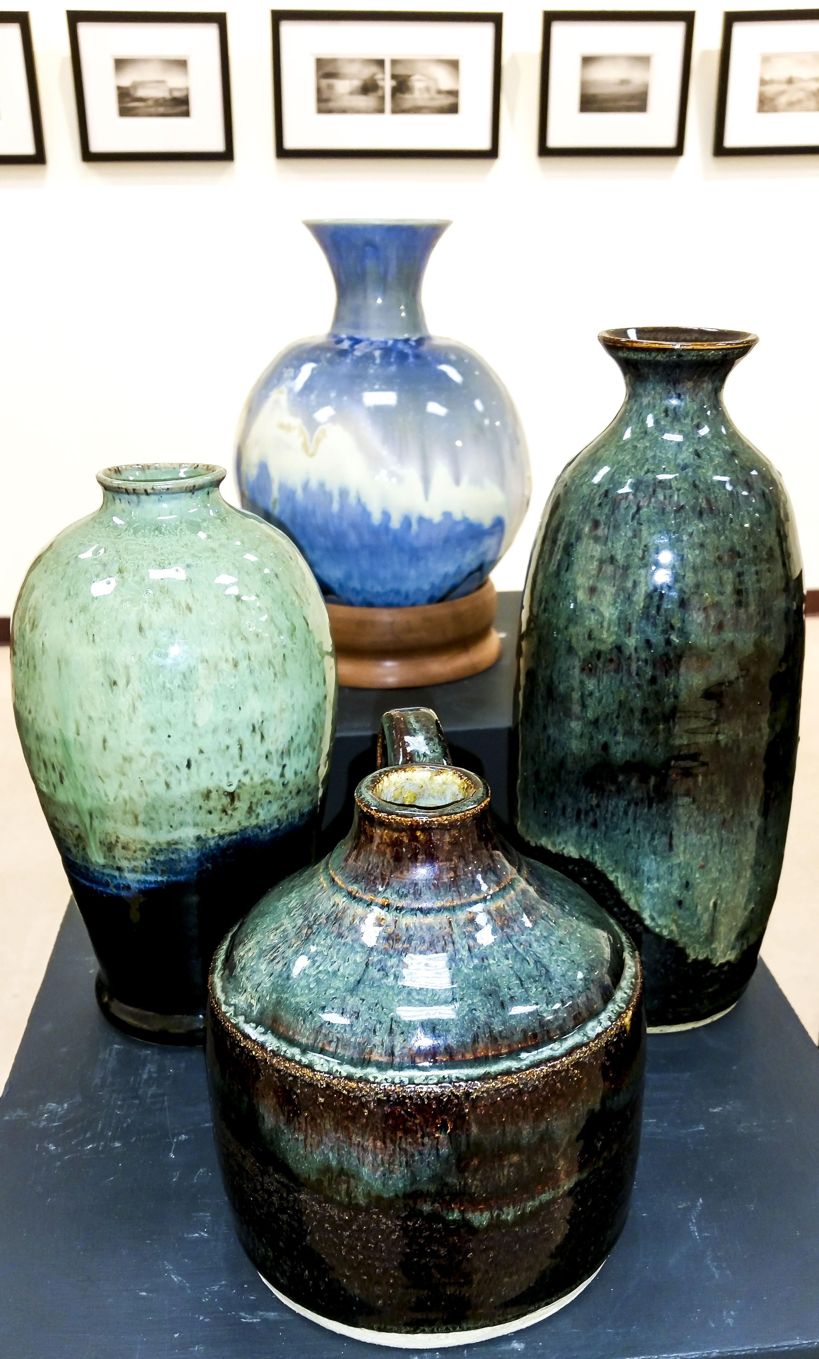 Vases and Jug