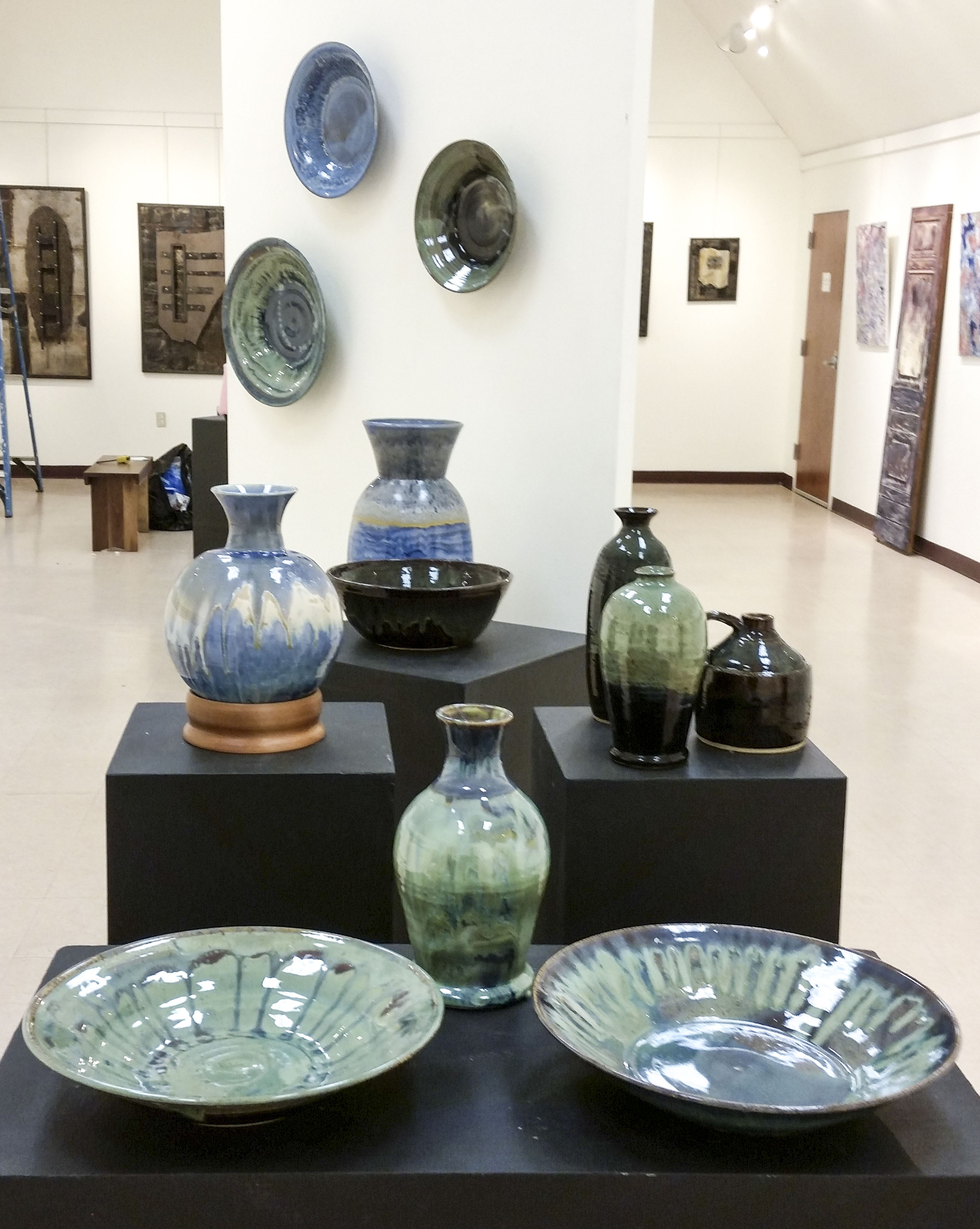 Floyd Center for the Arts Display