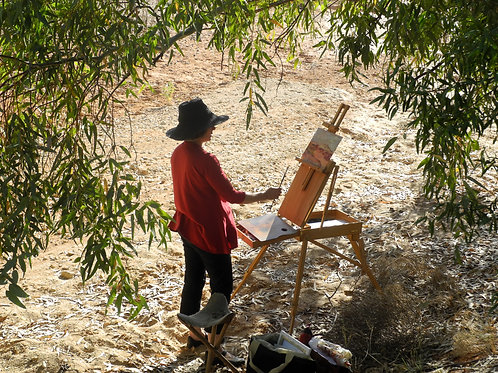 A weekend workshop in a community that cares – Millthorpe NSW.