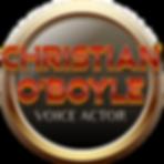 Christin O'Boyle Voice Talent Logo
