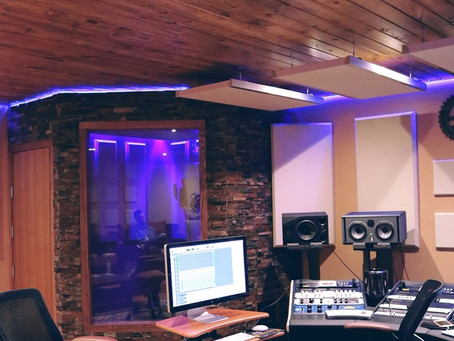 Sound Treating Your Space for Voice Over