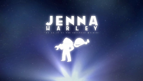 Jenna Harley and the Universe Machine