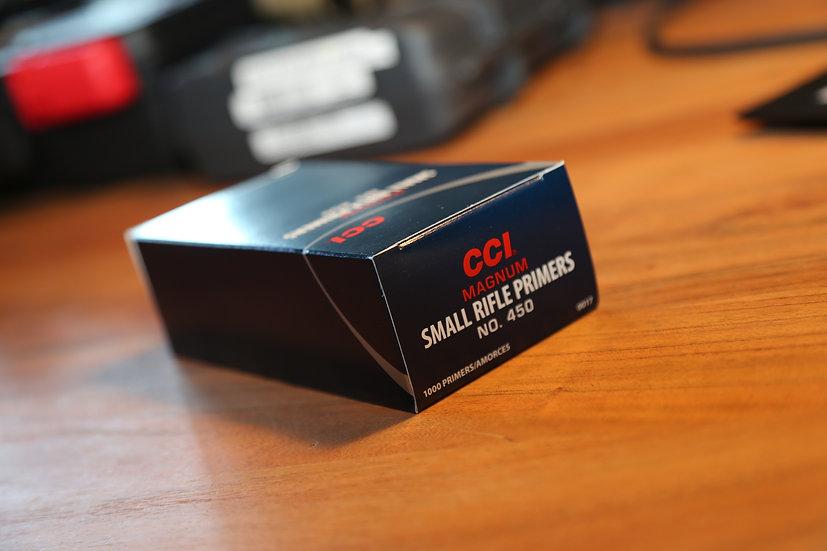 CCI 450 Magnum Small-Rifle Primers