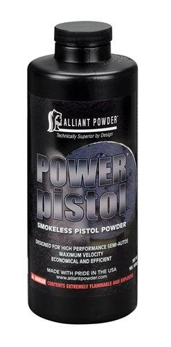 Alliant Power Pistol 1#
