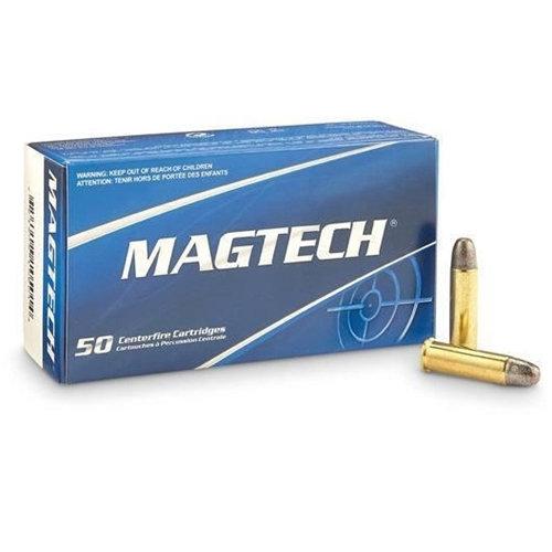 MagTech 38 SPL 158gr FMJ