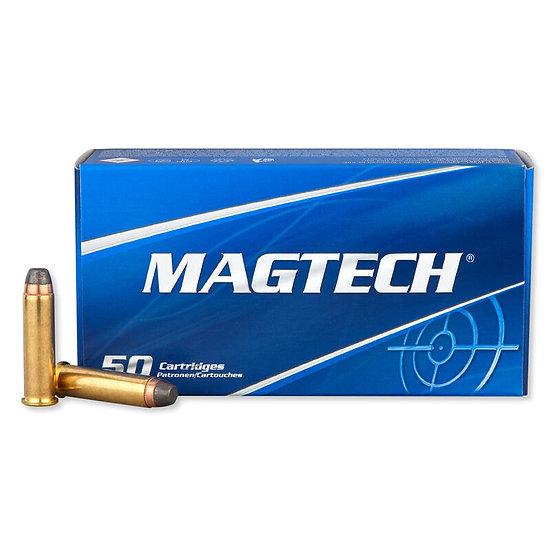 MagTech 357 Mag 158gr SJSP Flatnose