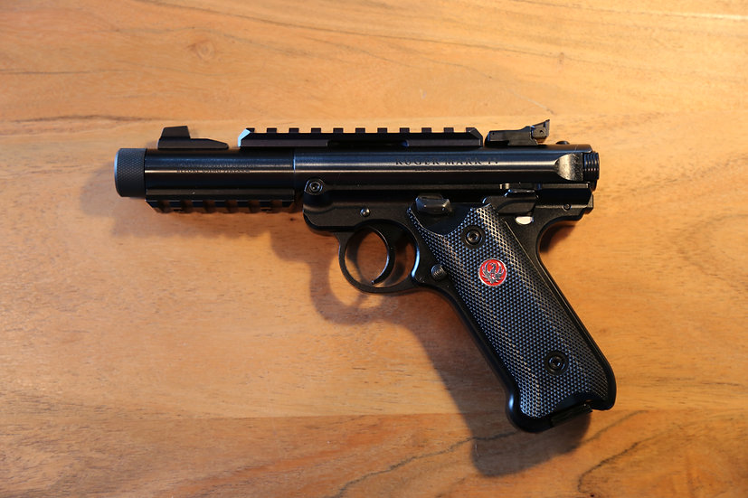 Ruger Mark IV Tactical