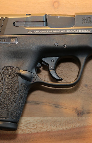 Smith & Wesson M&P9 M2.0 Shield