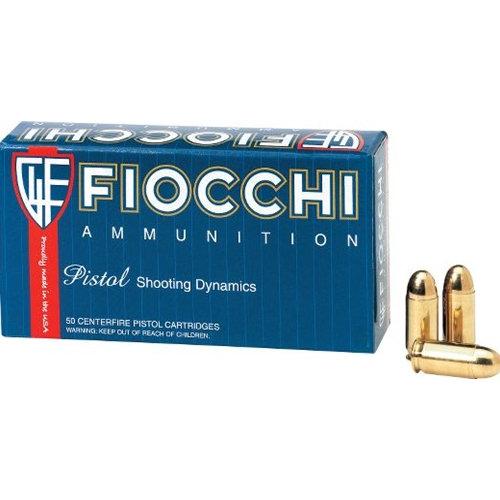 Fiocchi 9mm 147gr FMJ